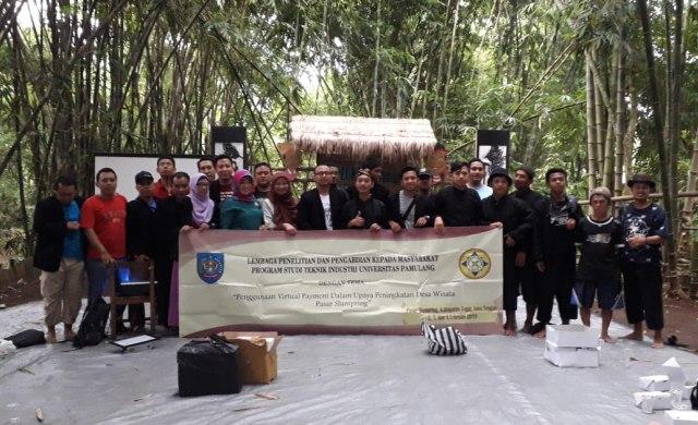 Dosen Universitas Pamulang Tertarik Garap Pasar Slumpring Cempaka (389262)