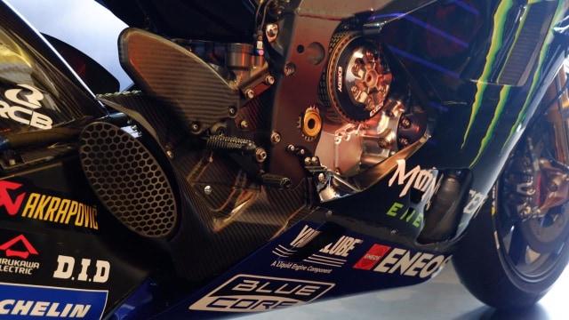 Bela Tim Balap MotoGP Malaysia, Intip Keganasan Motor 'The Doctor' (11749)