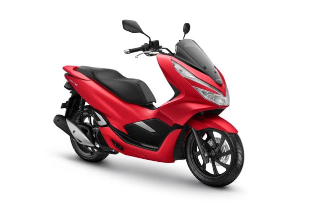 Otomotif, honda PCX, sepeda motor,