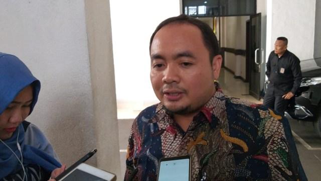 Komisioner Bawaslu M Afifudin