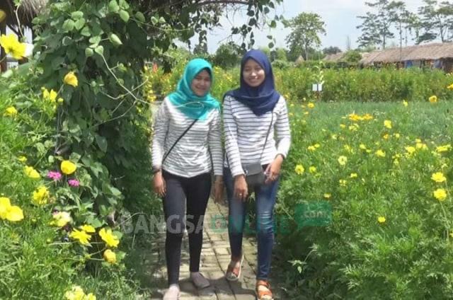 Desa Banjarsari di Jombang Punya Wisata Tanaman