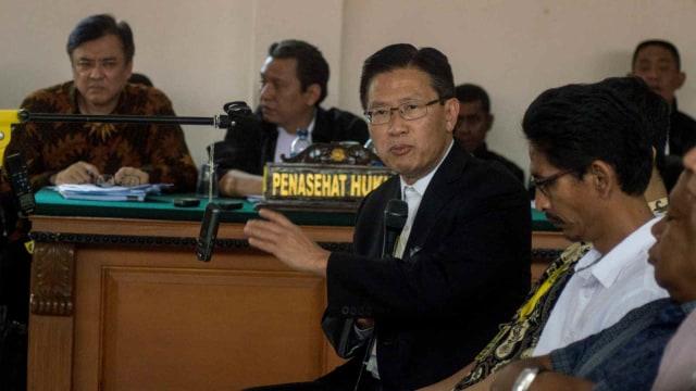 Aher Mengaku Pernah Bertemu CEO Lippo Group James Riady Bahas Meikarta (29663)