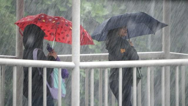 Cuaca Hari Ini: Jakarta, Tangerang hingga Depok Hujan (353934)