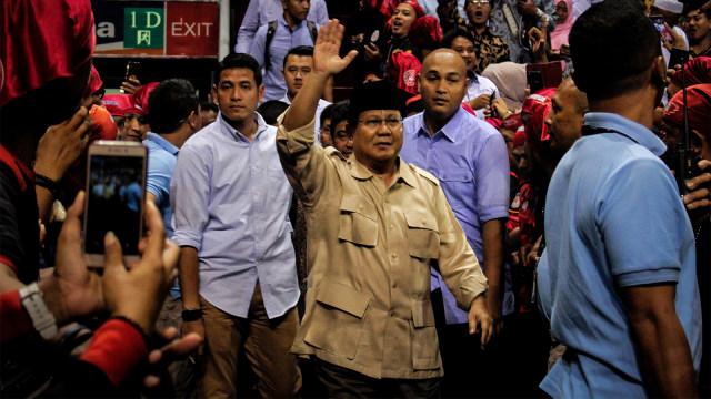 Prabowo Subianto