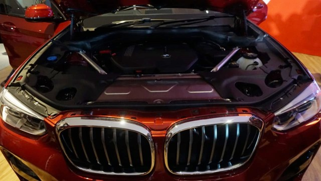 The All New BMW X4
