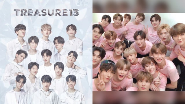 TREASURE 13 dan NCT