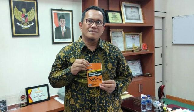 Tingkatkan Mitigasi Bencana, Aceh Bikin Buku Saku Gempa dan Tsunami (39189)