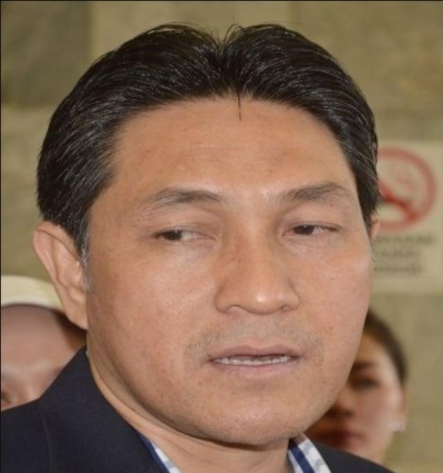 (NOT COVER) Anggota DPR RI, Sukiman