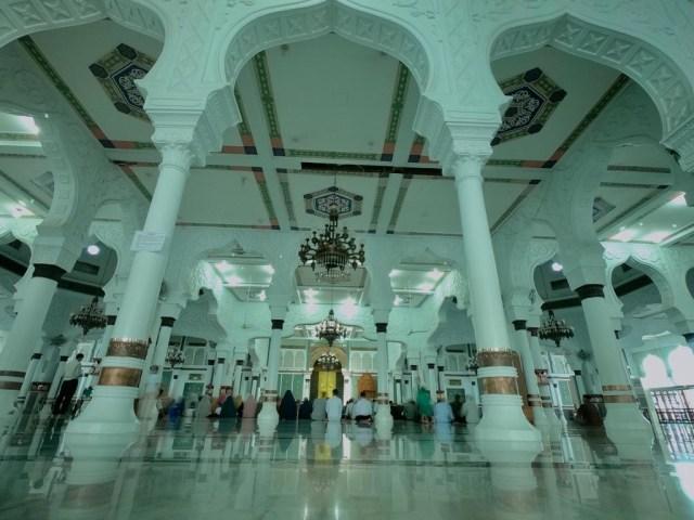 Foto: Menikmati Indahnya Masjid Raya Baiturrahman di Banda Aceh (1285851)