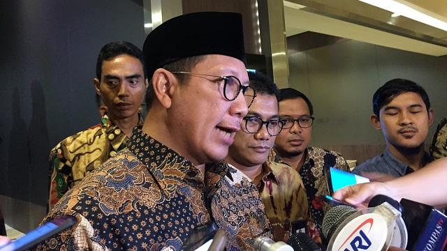 Menteri Agama, Lukman Hakim Syaifudin, Antrean Haji Indonesia Rata-rata 19,6 Tahun