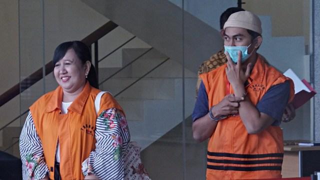 Kepala Bidang Tata Ruang Dinas PUPR Bekasi, Neneng Rahmi, Gedung KPK