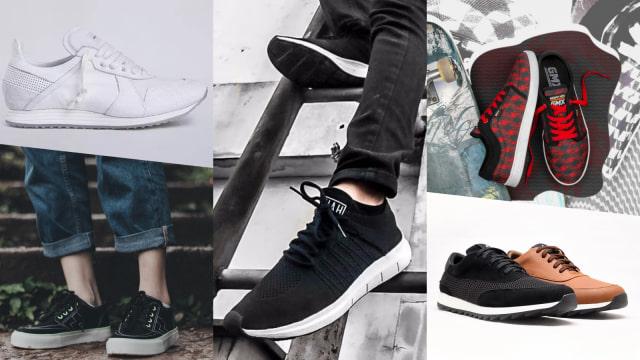 5 Sneakers Lokal Berkualitas yang