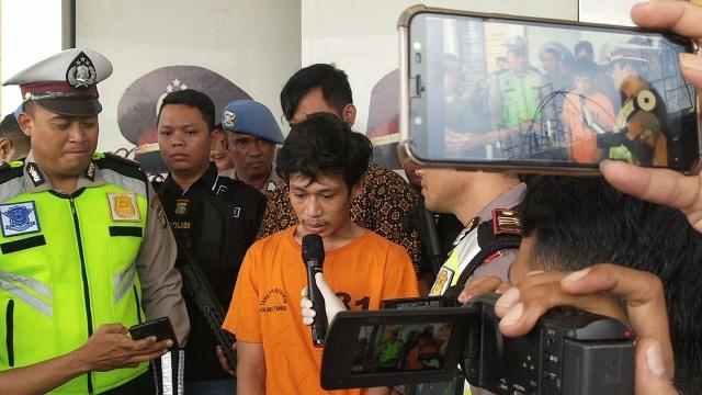 Perusak Motor Viral, Polres Tangerang Selatan, Adi Saputra