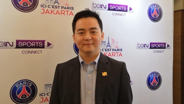Andrian Pauline, CEO Tim eSports RRQ