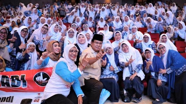 BPN soal 3 Ibu Sebarkan Kampanye Hitam Jokowi: Itu Bukan Cara Kami (219674)