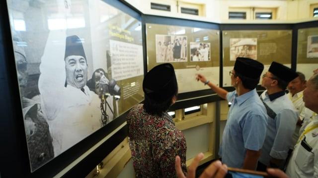 Calon Wakil Presiden nomor urut 02, Sandiaga Uno, Bengkulu