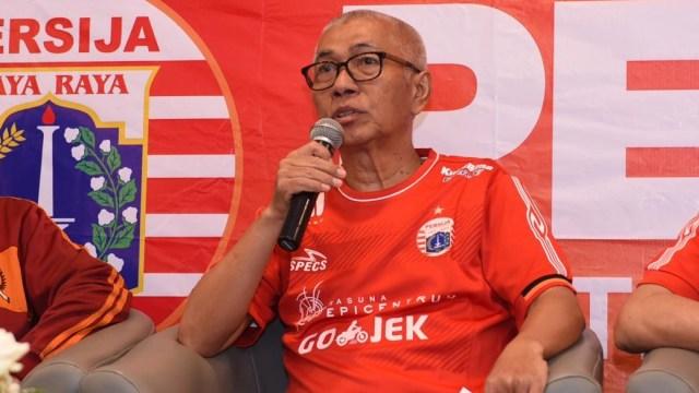 Direktur Utama Persija Jakarta, Kokoh Afiat