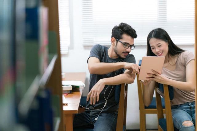 Kelas kuliah online