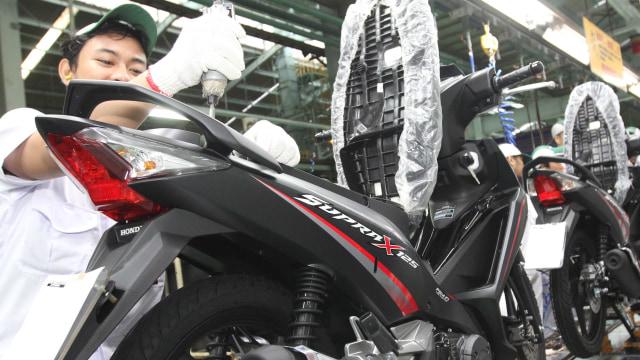 Harga Motor Bebek Oktober 2020, Termurah Rp 9 Jutaan (10116)