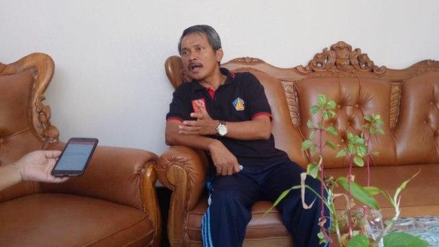 Direktur RSJ Bangli, I Dewa Gede Basudewa