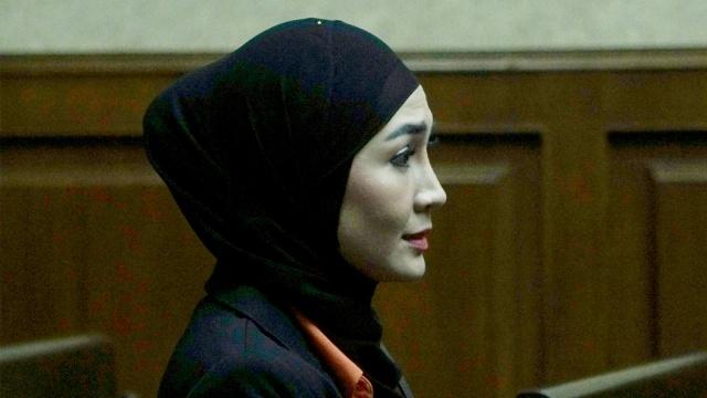 Dalam Tuntutan, Jaksa Sebut Irwandi Yusuf dan Steffy Telah Menikah (235098)