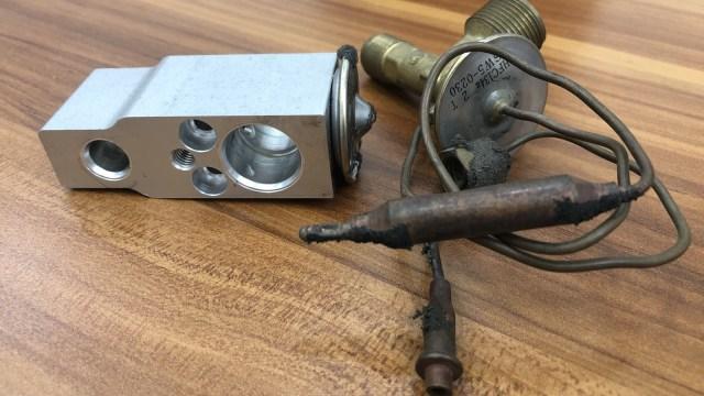 Ilustrasi expansion valve