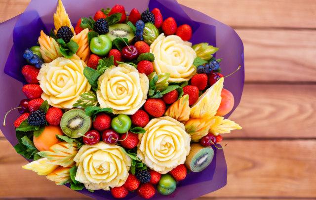 Buket buah
