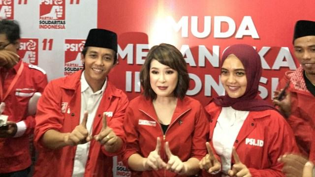 Grace Natalie Sebut Banyak Partai Nasionalis Gadungan, Festival 11 Yogyakarta