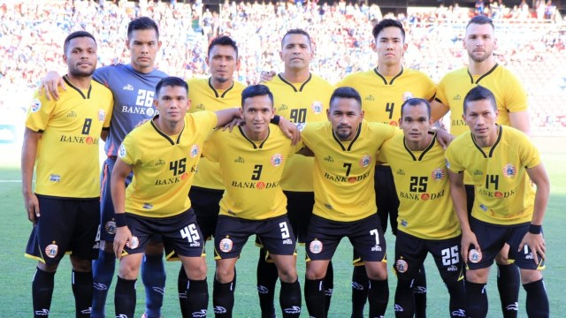 Newcastle Jets, Persija Jakarta, Liga Champions Asia 2019