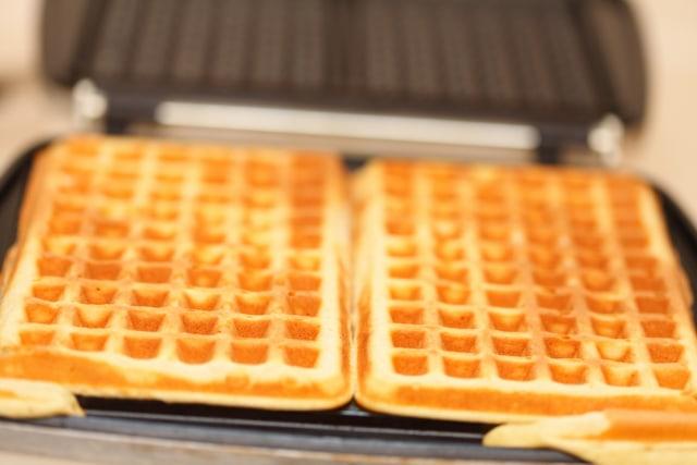 Croiffle, Food Hybrid yang Padukan Croissant dengan Waffle (69252)