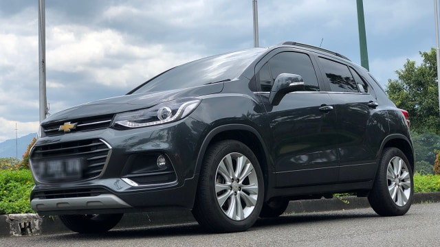 Chevrolet Trax, Drive Experience