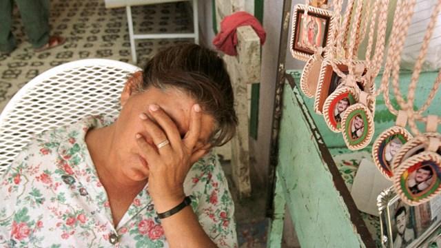 Warga korban kekejaman kartel sinaloa di Meksiko