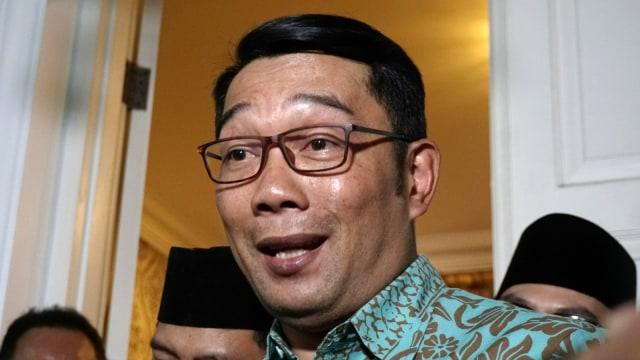 Ridwan Kamil Perketat Izin Membangun di Kawasan Sesar Lembang (105511)