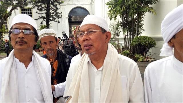 Kelompok Ulama Madura, Istana Negara