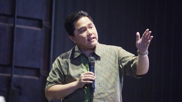 Dianggap Multitalenta, Erick Thohir Cocok Jadi Ketua KEIN  (145758)