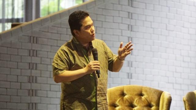 Dianggap Multitalenta, Erick Thohir Cocok Jadi Ketua KEIN  (145757)