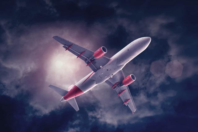 Benarkah Turbulensi Bisa Bikin Pesawat Jatuh? (284723)