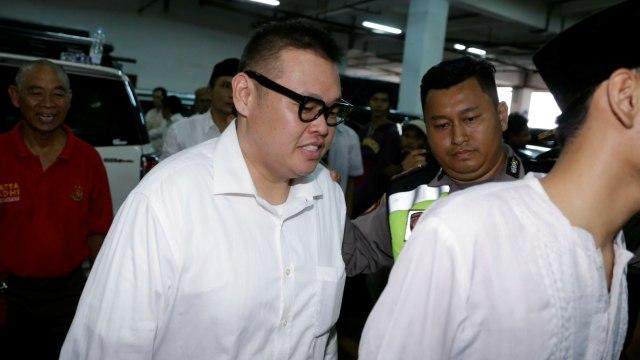Reza Bukan, sidang,  Pengadilan Negeri Jakarta Barat