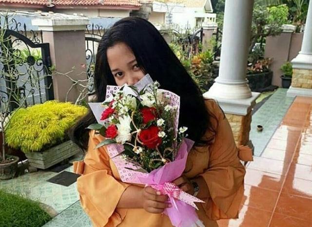 Bunga Mawar Laku Keras Jelang Valentine (3177)