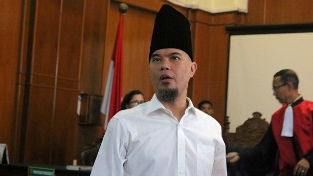 Ahmad Dhani, PN Surabaya