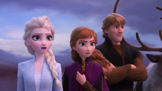Review Film Anak: Frozen 2  (7178)