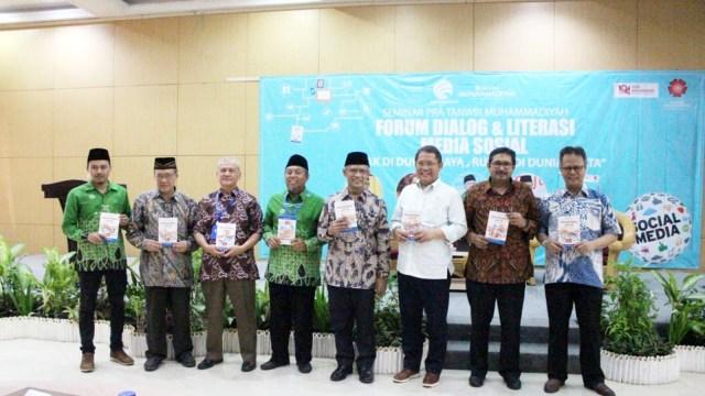 Muhammadiyah luncurkan buku Fikih Informasi