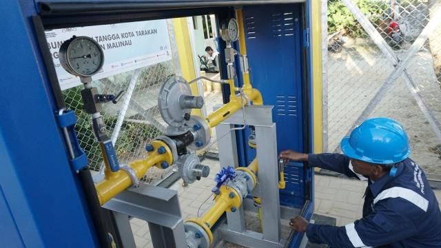 Harga Gas Bumi di 7 Wilayah Ini Ditetapkan Rp 4.250 per Meter Kubik (904592)