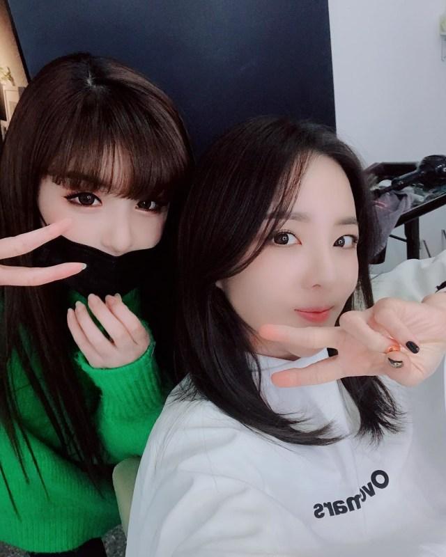 Sandara Eks 2NE1 akan Bergabung di Comeback Solo Park Bom (229381)