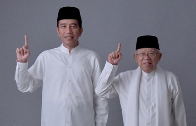 Yusuf Mansur Harap Jokowi Dua Periode Agar Pembangunan Tak Tertunda (49283)