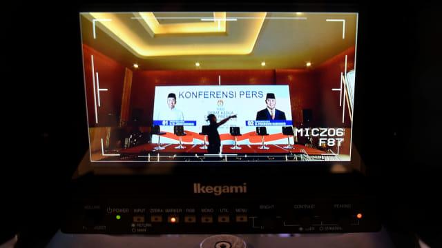 Persiapan Debat Kedua, Capres, Hotel Sultan