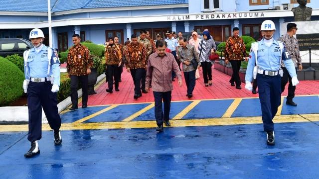 JK Bertolak ke Bengkulu, Tutup Tanwir Muhammadiyah (76427)
