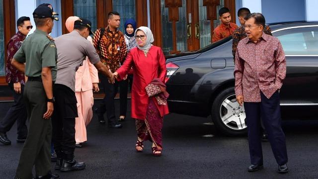 JK Bertolak ke Bengkulu, Tutup Tanwir Muhammadiyah (76428)