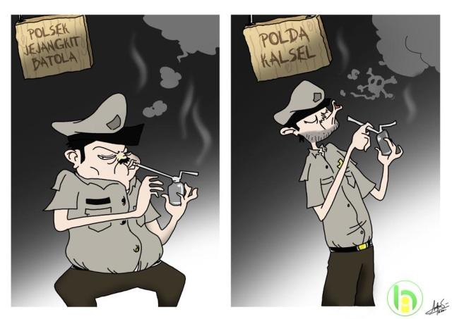80  Gambar Kartun Narkoba Terbaik