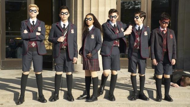 Netflix Bocorkan Judul 10 Episode The Umbrella Academy 3 (164218)